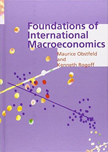 Foundations of International Macroeconomics