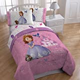 Disney's Sofia the 1st Sweet Princess Comforter, Twin