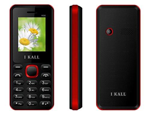 I Kall Multimedia Mobile Phone K66 Red