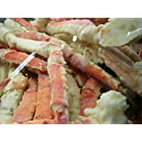 Jumbo King Crab Legs Extra Large Wild Caught Frozen 3 Lb Avg