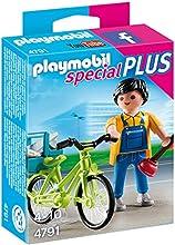 Comprar Playmobil 4791 Playmobil - Fontanero con bicicleta (4791)