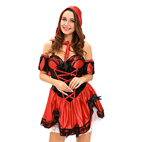Slocy (Red Riding Hood Costume Ideas)