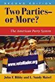 Two Parties--or More?: The American Party System, Second Edition (Dilemmas in American Politics)