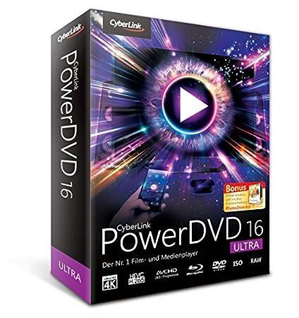 CyberLink PowerDVD 16 Ultra