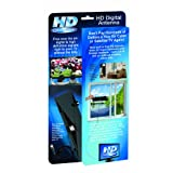 HD Clear Vision Ultra-Thin High Performance Indoor HDTV Antenna - Free Over the Air Digital TV by HDDigitalantenna