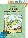 Die Olchis fliegen in die Schule: eBook
