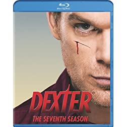 Dexter: The Seventh Season [Blu-ray]