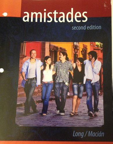 Amistades, Second Edition