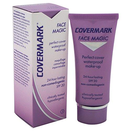 Covermark Face Magic Tubetto Fondotinta, Colore 3 - 30 ml