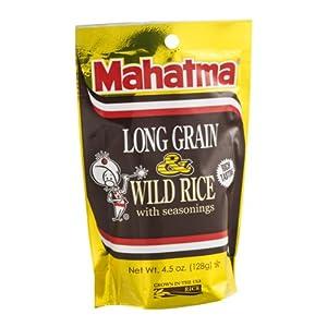 Amazon.com : Mahatma Long Grain & Wild Rice with
