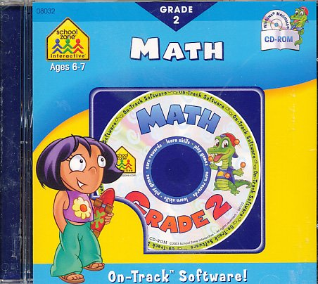 Math Grade 2 Ages 6-7 (On-Track)