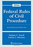 img - for Federal Rules of Civil Procedure with Selected Statutes, Cases, and Other Materials 2016 Supplement book / textbook / text book