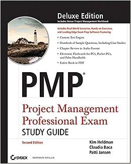 Heldman pmp study guide