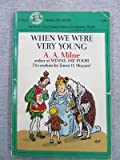 When We Were Very Young (0440494850) by A.A. Milne