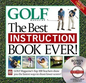 Golf: The Best Instruction Boo - Golf Book by Golf Smart