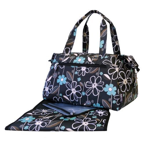 Mabyland Daisy Overnight Changing Bag Set by MaByLand