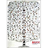 Jazz Family Tree Poster