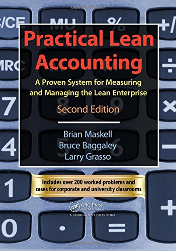 Practical Lean Accounting: A Proven System for Measuring and Managing the Lean Enterprise, Second Edition (Productivity Press compare prices)
