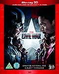 Captain America: Civil War [Blu-ray 3...