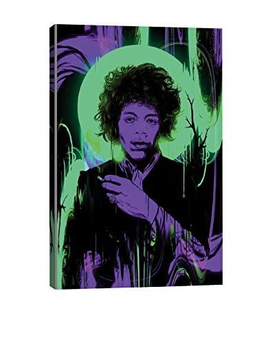 Purple Haze Gallery-Wrapped Canvas Print