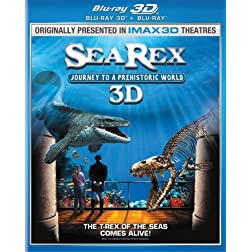 IMAX: Sea Rex [Blu-ray 3D]