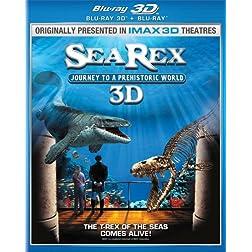 IMAX: Sea Rex [Blu-ray 3D]