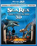 NEW Imax - Sea Rex 3d (Blu-ray)