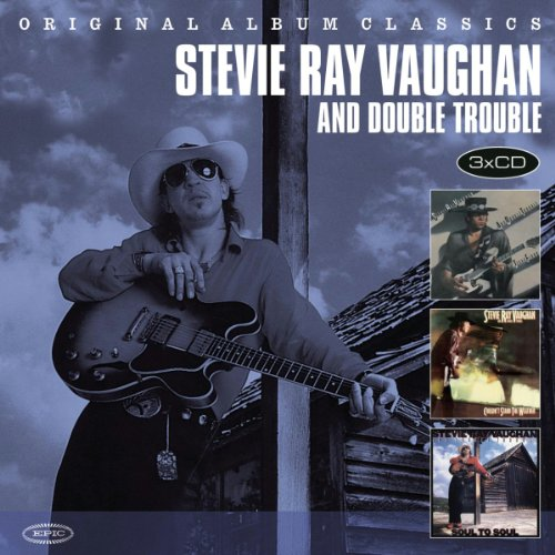 Original Album Classics by Stevie Ray Vaughan