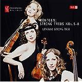 Rontgen: String Trios, Nos. 5-8, Vol. 2