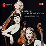 Rontgen: String Trios Vol. 2 [Lendvai...