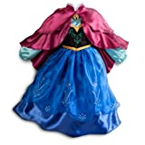 Disney Store Frozen Princess Anna Costume Size Small 5/6 - 5T