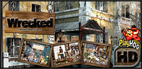 Wrecked - Hidden Object Game [Download]