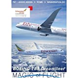AirUtopia Boeing 787 Dreamliner Ethiopian Airlines Cockpit DVD