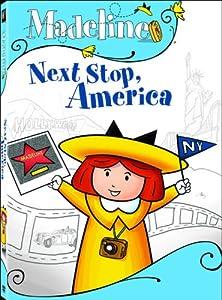 Madeline Next Stop America   [Import]