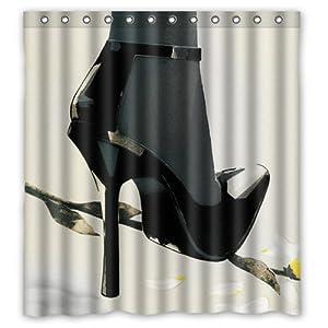 Generic Waterproof Bathroom Custom High Heel Shoes Elegance Show