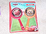 The World Of Cars Maracas 2 Pack