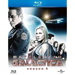 GALACTICA/�M�����N�e�B�J �V�[�Y��4 �u���[���CBOX [Blu-ray]