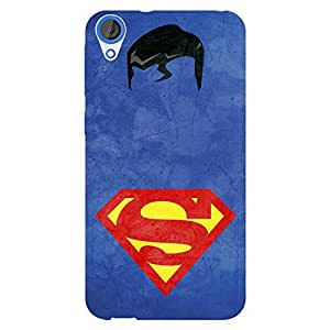 EYP Superheroes Superman Back Cover Case for HTC Desire 820Q