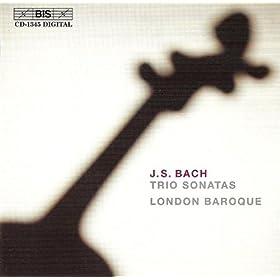 Trio Sonata No. 5 in C Major, BWV 529 (arr. R. Gwilt): I. Allegro