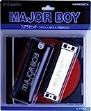 TOMBO メジャーボーイ初心者入門セット(CD付) 1710CX