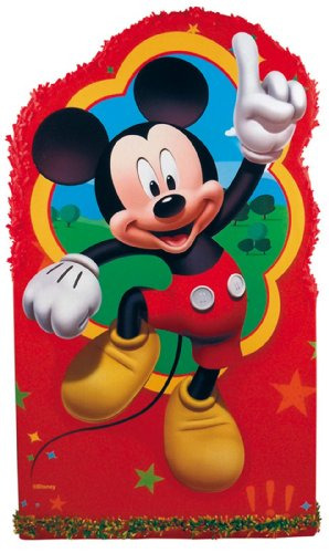 Disney Mickey Mouse Giant Pinata Party Accessory