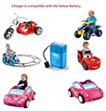 Fisher-Price P6829 Power Wheels Single Battery Toddler 6-Volt Charger
