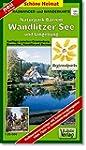 Radwander- und Wanderkarte Naturpark...