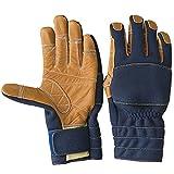 トンボ社製レスキュー消防手袋 (K-TFG5NV) ネイビー ケブラー繊維製手袋 Mサイズ