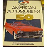 Great American Automobiles of the 50'sby Richard Langworth