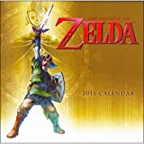 Legend of Zelda 2013 Wall Calendar