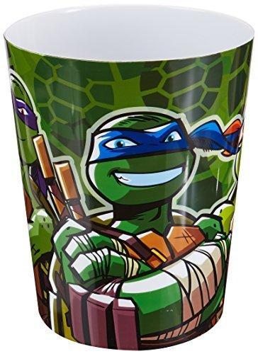 "Nickelodeon Teenage Mutant Ninja Turtles ""Camo"" Waste Can - 1"