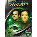 "Star Trek - Voyager - Season 2.1 [3 DVDs]von ""Kate Mulgrew"""