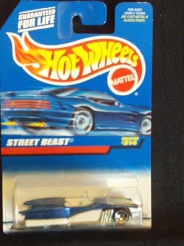 Hot Wheels Street Beast #214