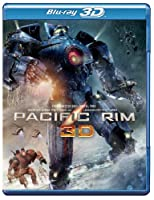 Pacific Rim (3D Blu-ray) from Warner Brothers